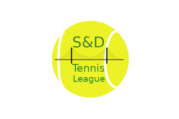 Southport and District Tennis League Logo